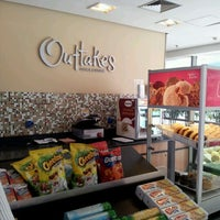 Photo taken at Outtakes Café Wtorre by Daniel C. on 3/15/2012