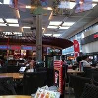 Photo taken at Brasserie Zuidplein by Elfa R. on 8/17/2012