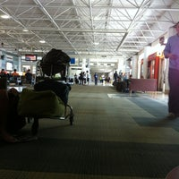 Photo taken at Mackay Airport (MKY) by Adam M. on 2/14/2012
