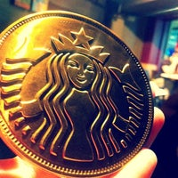 Photo taken at Starbucks by Stephanie M. on 5/3/2012