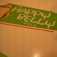 Photo taken at The Happy Belly Deli by Kevin D. on 8/29/2012