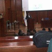Photo taken at Escuela Superior de Administración Pública ESAP by william f. on 8/16/2012