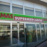 Photo taken at Supermercado MAS by Juan B. on 4/24/2012