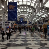 Photo taken at Terminal 1 by Christopher C. on 5/7/2012