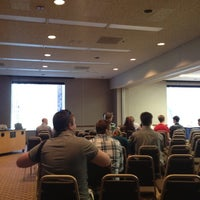 Photo taken at UM-Flint University Center (UCEN) by Alaina on 3/21/2012