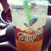 Photo taken at Zipp Bar by Chotima P. on 9/1/2012