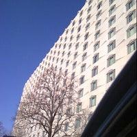 Photo taken at Abel Hall by Jordan B. on 3/5/2012