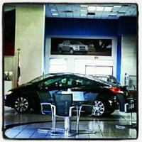 Photo taken at Honda Of Escondido by May C. on 8/21/2012