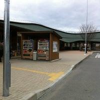 Photo taken at 道の駅 みかも by くろねこさん on 3/31/2012