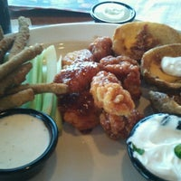 Photo taken at TGI Fridays by Amber on 3/29/2012