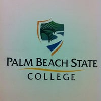 Photo taken at Palm Beach State College by Tim A. on 6/21/2012