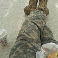 Photo taken at Illinois National Guard Armory by Alethia S. on 3/18/2012