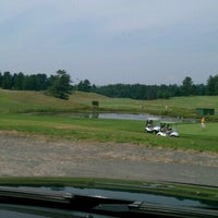 Photo taken at East Mountain Country Club by Robert C. on 8/25/2012