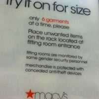 Photo taken at Macy's by Nicolee :. on 7/28/2012
