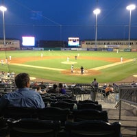 Photo taken at Roger Dean Stadium by Syd H. on 7/20/2012
