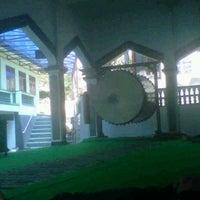 Photo taken at Masjid Baiturohmah by gus m. on 8/13/2012