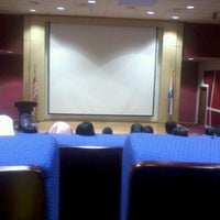 Photo taken at MAHSA Auditorium by Haryatie S. on 7/25/2012
