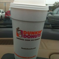 Photo taken at Dunkin Donuts by Nikki P. on 5/21/2012
