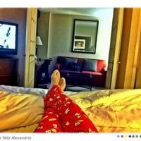 Photo taken at Sheraton Suites Old Town Alexandria by juan l. on 6/12/2012