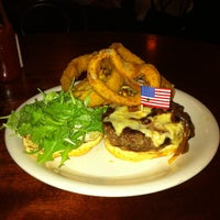 Photo taken at Ted's Montana Grill by Mike L. on 9/8/2012