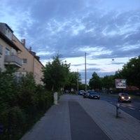 Photo taken at H Gustav-Adolf-Straße by Ⓜ️usty🇩🇪 on 5/4/2012