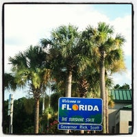 Photo taken at Florida Welcome Center (I-95) by Suzanne K. on 7/26/2012