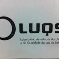 Foto diambil di Laboratorio de Engenharia do Conhecimento oleh Paulo César C. pada 3/16/2012