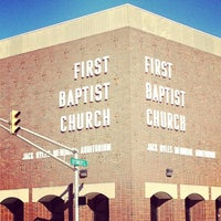 First Baptist Church of Hammond