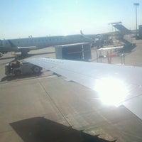 Photo taken at United flight 5823 To Fargo by richard s. on 8/27/2012