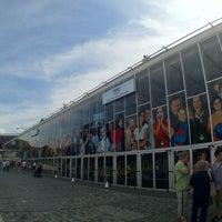 Photo taken at Wiener Stadthalle by Achik on 6/24/2012