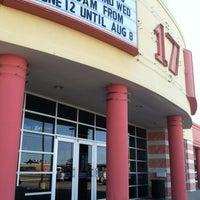 Photo taken at Regal Cinemas Village Park 17 by Fanny R. on 6/12/2012