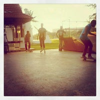 Photo taken at Skatepark Pantai Batu Buruk by Haszif M. on 9/9/2012