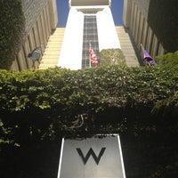 Foto tirada no(a) W Los Angeles - West Beverly Hills por Eric B. em 7/27/2012