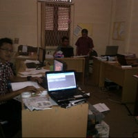 Photo taken at PT. Global Wahana Cipta (Branch Office) by .Erna y. on 2/27/2012