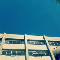 Photo taken at Colégio Guilherme de Almeida by Ariel C. on 8/31/2012