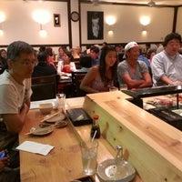 Photo taken at Izakaya Sakura by Sarah C. on 9/8/2012