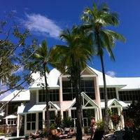 Photo taken at Lagoons Restaurant by Graeme W. on 4/7/2012
