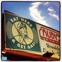 Photo taken at Ruby's Diner by Darin M. on 7/21/2012