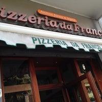 Photo taken at Pizzeria da Franco by Giampiero L. on 3/25/2012
