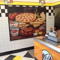 Photo taken at Little Caesars Pizza by Jennifer D. on 6/20/2012