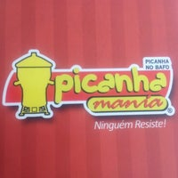 Photo taken at Picanha Mania by Everson D. on 4/24/2012