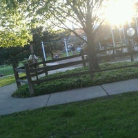 Photo taken at Owen Park by Jessica H. on 4/24/2012