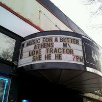 Photo taken at 40 Watt Club by Noelle S. on 2/8/2012