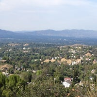 Photo taken at Topanga Canyon Lookout by Crystle R. on 7/13/2012