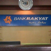 Photo taken at Bank Rakyat by Rofiel Y. on 4/20/2012