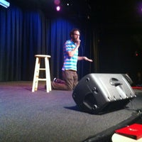 Photo taken at Cobb's Comedy Club by James D. on 6/14/2012