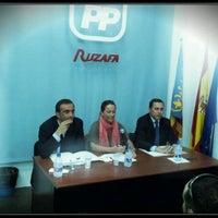 Photo taken at PP Ruzafa - Valencia by Gonzalo M. on 5/8/2012