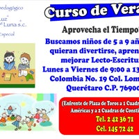 "Photo taken at Centro Psicopedagogico ""Luz De Luna"" by Juanma R. on 6/23/2012"