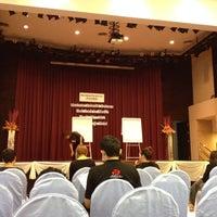 Photo taken at Royal Benja Hotel by Pinyalack S. on 4/28/2012