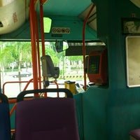 Photo taken at SMRT Buses: Bus 172 by Muhammad Hafiz A. on 5/13/2012